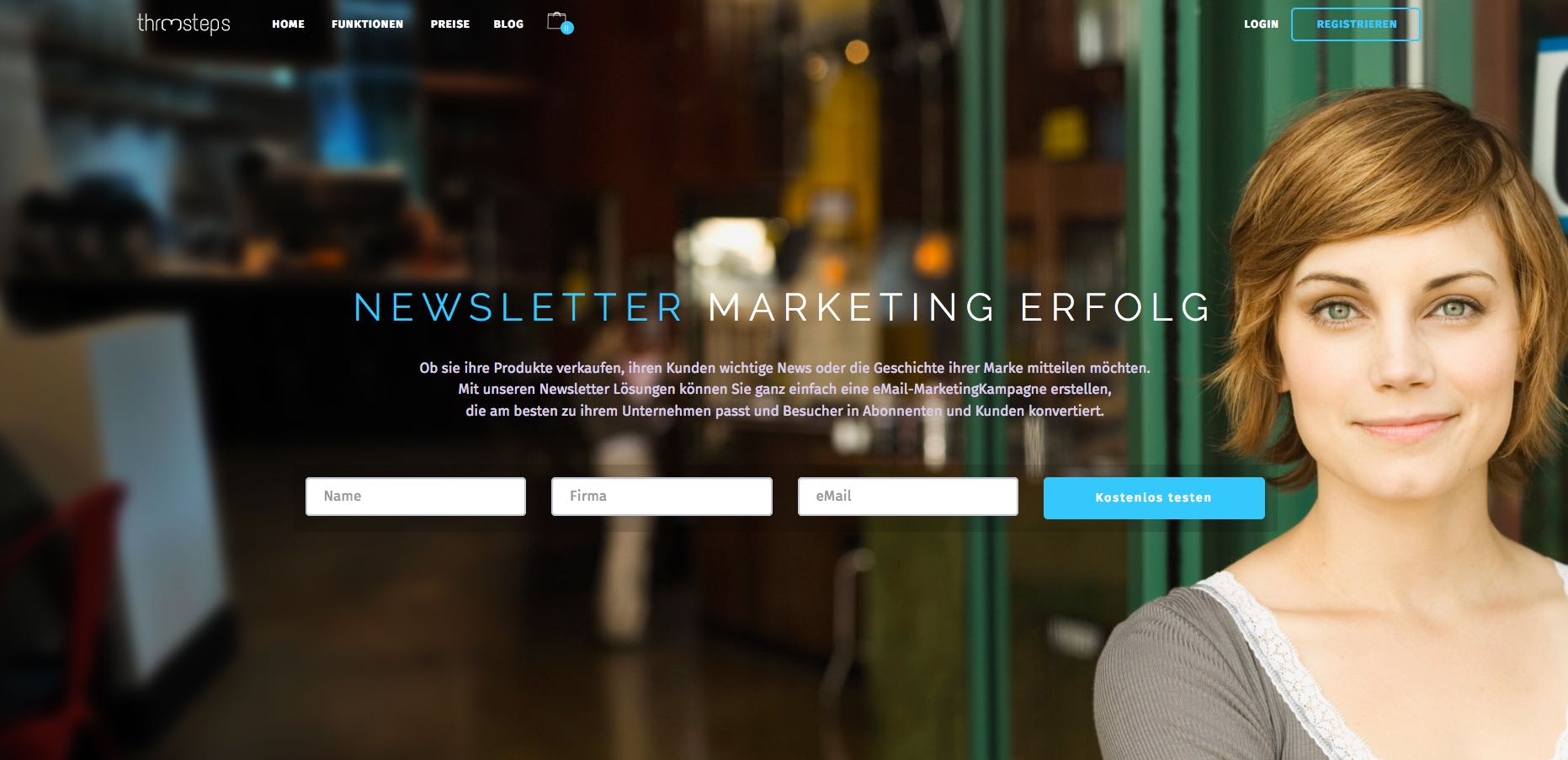 threesteps Newsletter Marketing